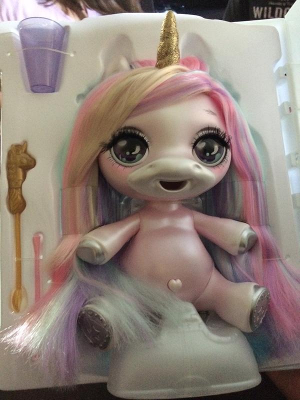 Girls Poopsie slime surprise unicorn pyjamas age 4-10 BNWT FREE P//P