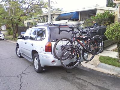 Allen Sports 4-Bike Hitch Racks For 2 In Hitch