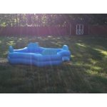 Intex Inflatable Swim Center Family Lounge Pool 105 Quot X