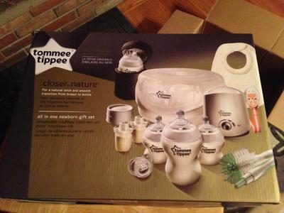 AuBergewohnlich Tommee Tippee Closer To Nature All In One Newborn Baby Feeding Starter Set    Walmart.com
