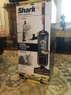 Shark Chassis//Motorized Floor Nozzle Navigator Pet Pro ZU60 Vacuums