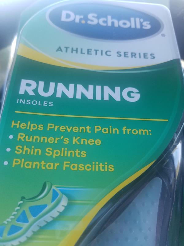 dr scholls running