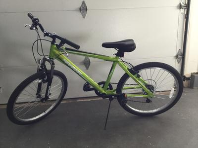 5bff6743d58 Piranha 7 Speed Hardtail MTB - 24 inch wheels - Boy's Bike - Walmart.com