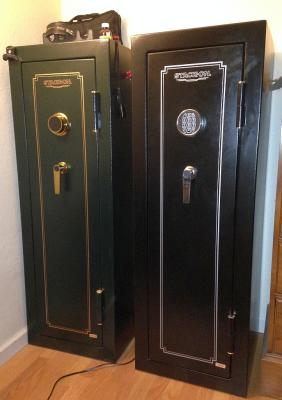 Stack-On 14 Gun Fire Resistant Security Safe with Electronic