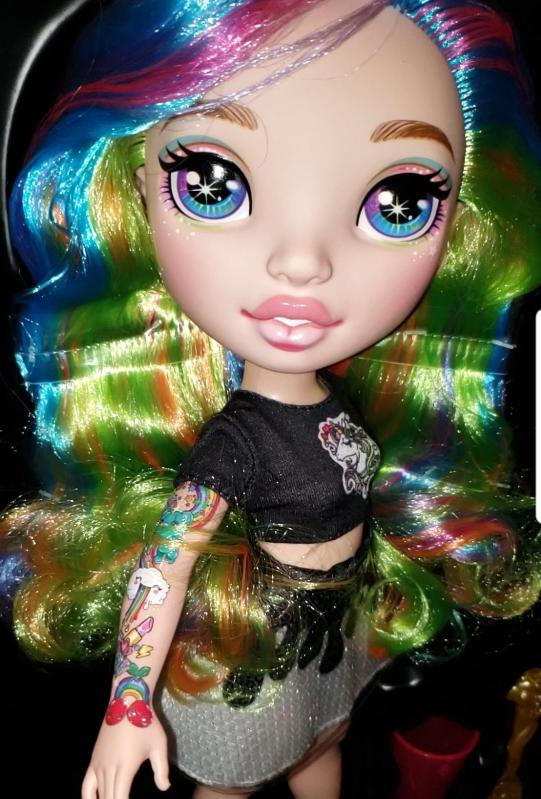 Pixie Rose or Rainbow Dream Poopsie Rainbow Surprise Dolls Multicolor I5