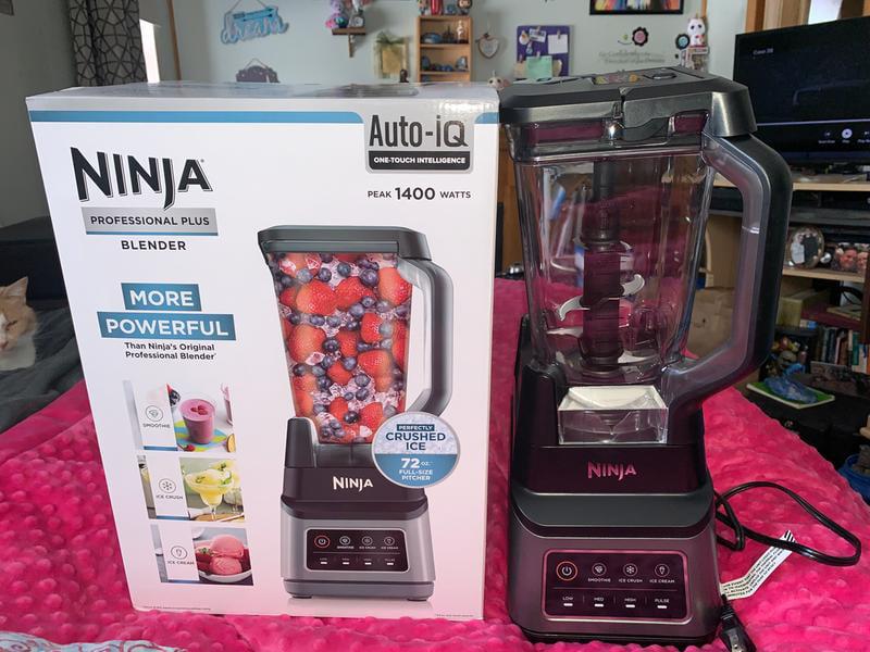 Ninja BN701 Professional Plus Blender with Auto-iQ Black #D2