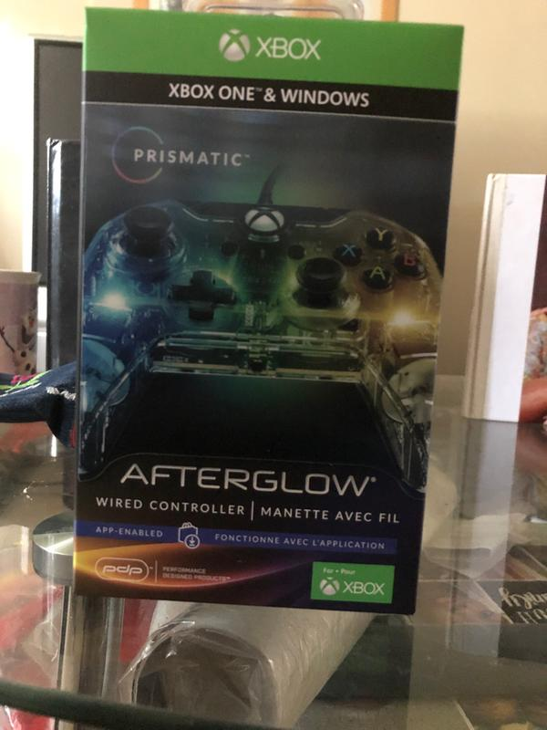 PDP Afterglow Prismatic Xbox One Wired Controller, Multiple