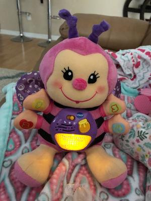 VTech Touch & Learn Musical Bee Pink