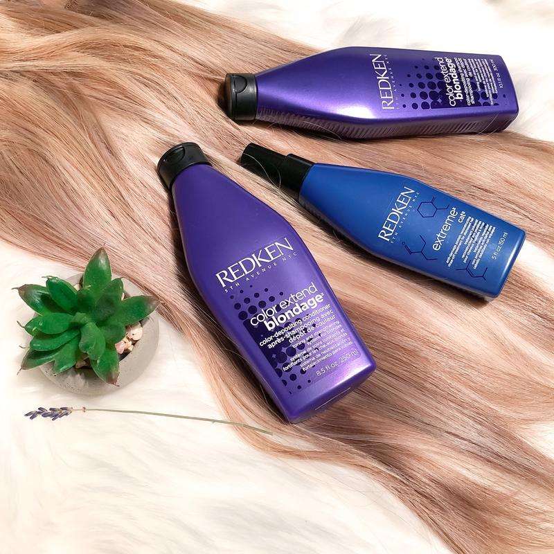 Redken blondage shampoo