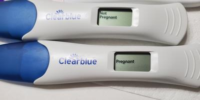 Clearblue Digital Pregnancy Test With Smart Countdown 2 Count