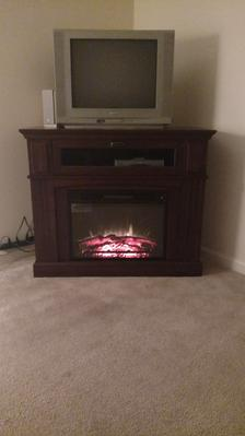 Admirable Whalen Sumner Corner Media Electric Fireplace For Tvs Up To 45 Download Free Architecture Designs Grimeyleaguecom