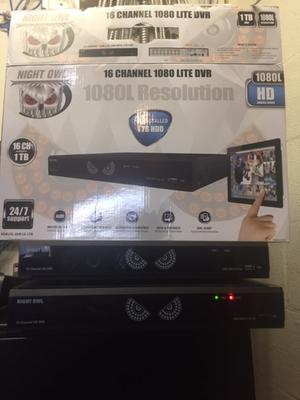 Night Owl 8 Channel 3MP Extreme HD Video Security DVR with 1