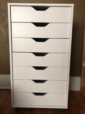 Winsome Wood Halifax 7-Drawer Cabinet, Multiple Finishes