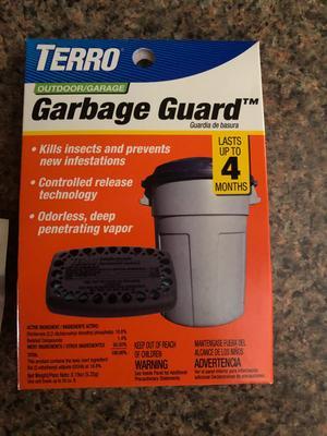 Terro Garbage Guard Walmart Com Walmart Com