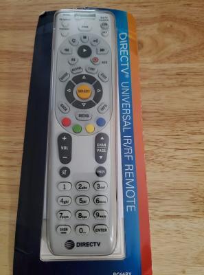 DIRECTV Remote (RC66RX) - Walmart com