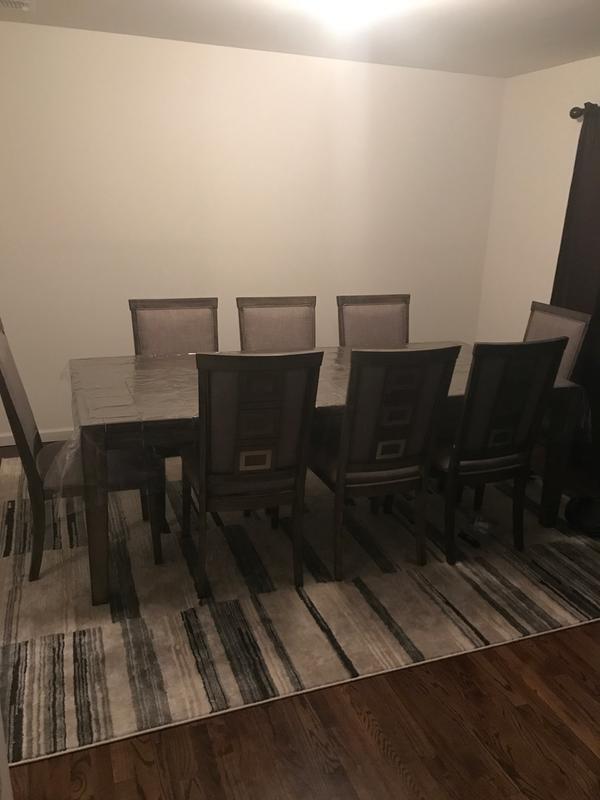 Signature Design By Ashley Chadoni Dining Side Chair Set Of 2 Gray Walmart Com Walmart Com