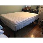 Zinus Lorrick 18 Quot Quick Snap Metal Platform Bed No Box