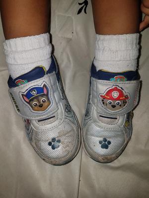 PAW Patrol - Toddler Boys Athletic Shoe