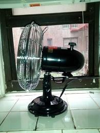 Mainstays 8 Table Fan Red Sfdr0 200bptr