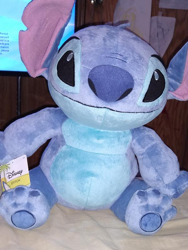 Flounder Stuffed Animal, Disney Lilo Stitch Jumbo Stitch Plush Ages 2 Walmart Com Walmart Com