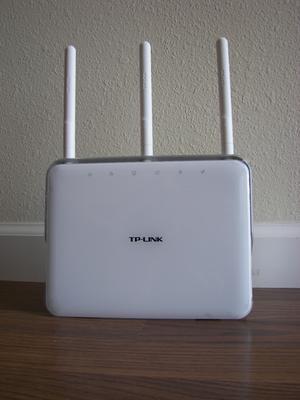 TP-Link ARCHER C8 Wireless Dual-Band Gigabit Router