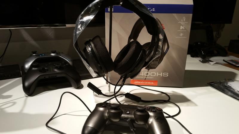 Plantronics RIG 400LX Stereo Gaming Headset w Dolby Atmos for Xbox One