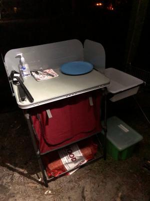 Ozark Trail Camping Table White Walmart Com Walmart Com