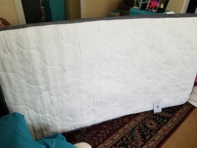 NEW CANDY 13.5 BONNELL SPRING QUILTED MATTRESS