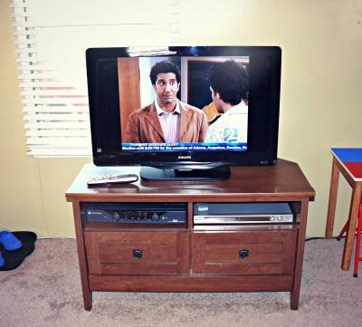 Sauder August Hill Corner Entertainment Stand For Tvs Up To 40