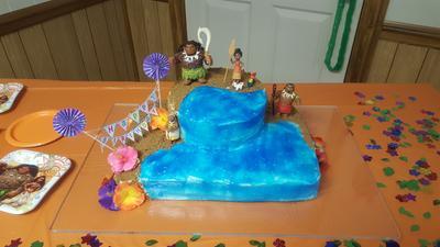 Disney Moana Adventure Pack