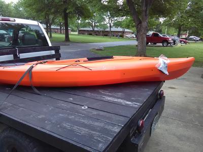 Lifetime Lancer 100 Sit-In Kayak (Paddle Included), 90817