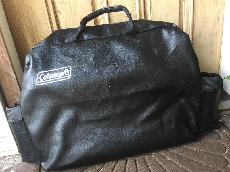 Small Coleman Camp Stove Carry Case