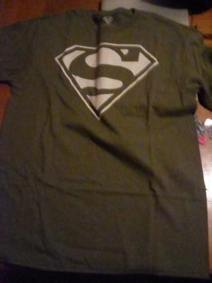 Superhero Soldier Fashion Men/'s Women/'s T-shirt Casual Summer Stag Hen Tops