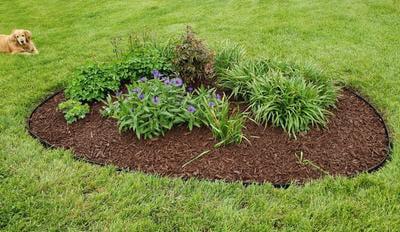 Tent Pegs Lawn Edging Anchors Lot of 16 Expert Gardener Metal Garden Stakes
