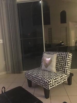 Phenomenal Kebo Chair Black And White Geometric Pattern With Dark Leg Short Links Chair Design For Home Short Linksinfo