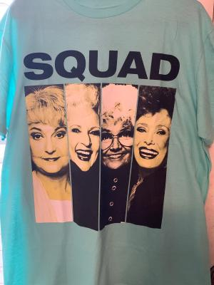 730c35c81c6c Golden Girls - Golden Girls Men's Squad Picture Short Sleeve Graphic T-Shirt,  up to Size 3XL - Walmart.com