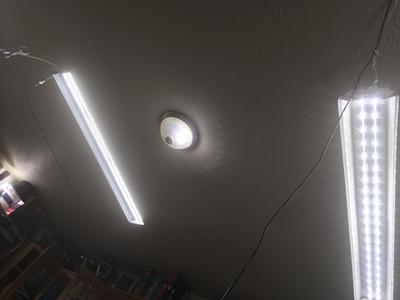 Hyper Tough 4 Ft  Led Shop Light 5000 Lm