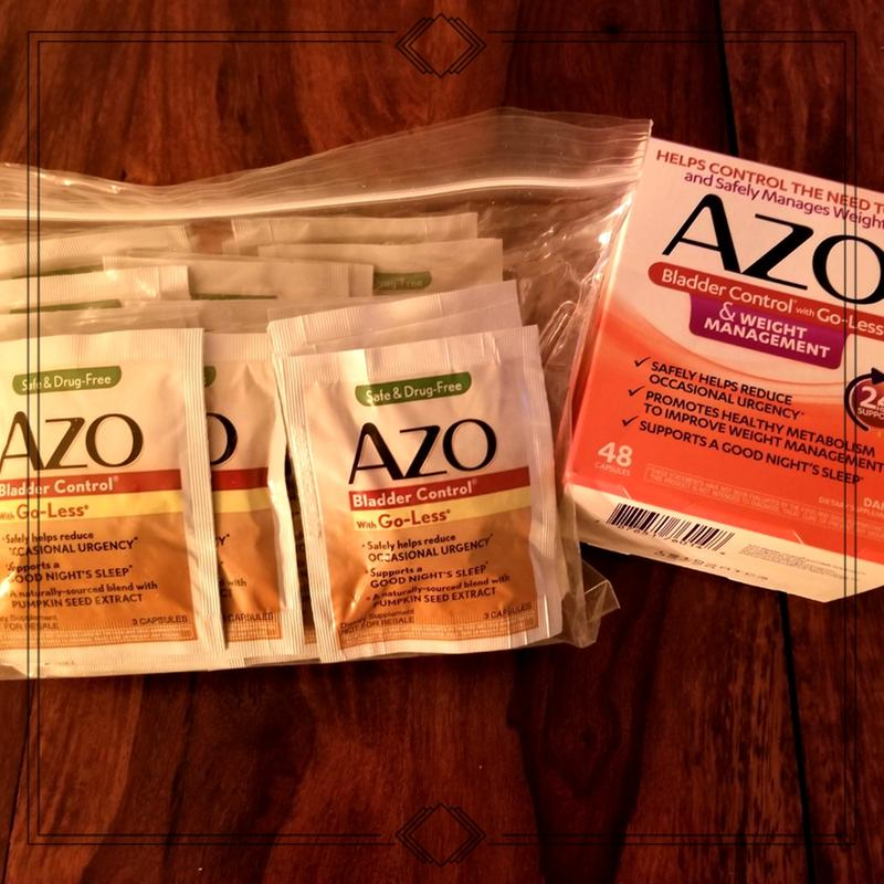 Azo Bladder Control >> 2 Pack Azo Bladder Control With Go Less Capsules 54 Ea Walmart Com