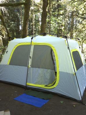 & Coleman Instant Set-Up 8-Person Tent 13\u0027 x 9\u0027 - Walmart.com