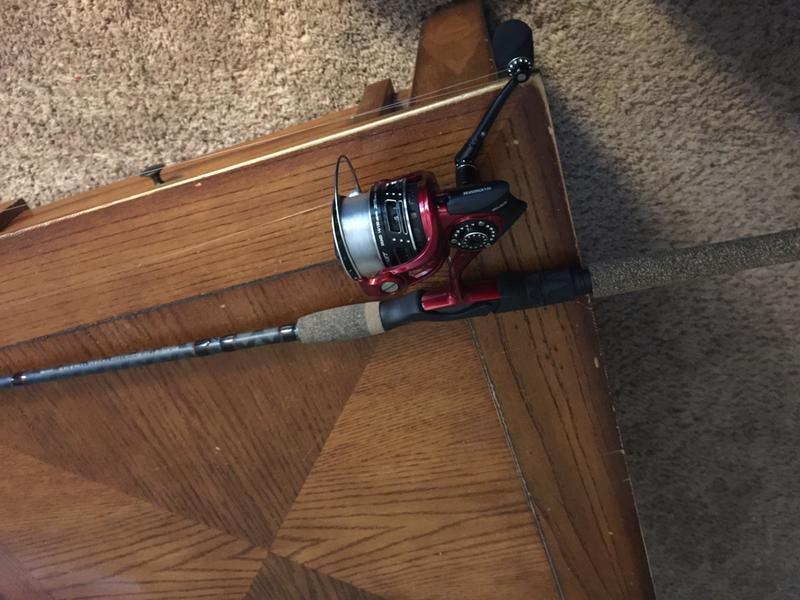 Berkley Lightning Rod Spinning Fishing Rod - Walmart com