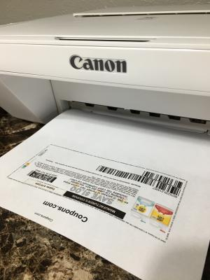Canon PIXMA MG2522 All-in-One Color Inkjet Printer