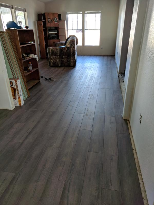 Business Industrial Other, Select Surfaces Laminate Flooring Silver Oak