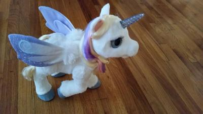 Toys & Hobbies Furreal Friends Star Lily My Magical Unicorn Interactive Mythical Creature Toy Furreal Friends