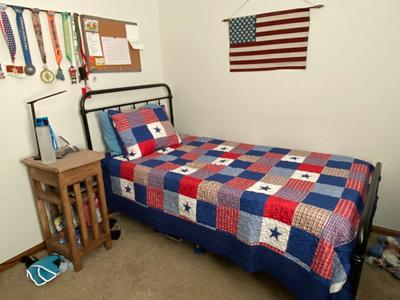 Somerset Home 2pc Americana Caroline Quilt Bedding Set Multiple Sizes