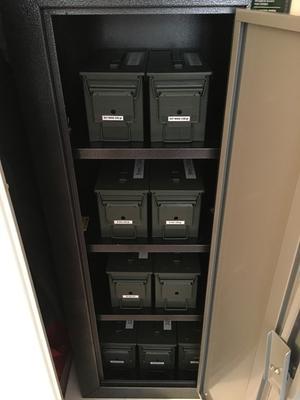 Stout Stuff Metal Ammo Box