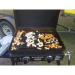 Blackstone 22 Quot Outdoor Griddle With Hood Legs And Bulk