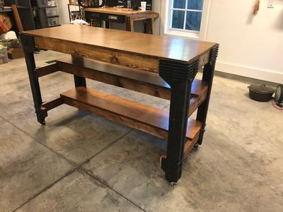 Terrific 2X4Basics Workbench Legs Walmart Com Creativecarmelina Interior Chair Design Creativecarmelinacom