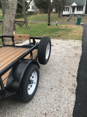 MaxxHaul Spare Tire Carrier for sale online