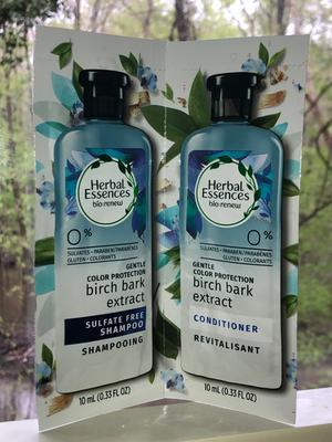 Herbal Essences Bio Renew Gentle Shampoo Birch Bark 12 2 Oz Walmart Com Walmart Com