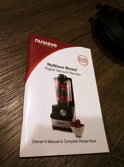 Nuwave Moxie Vacuum Blender Walmart Com Walmart Com
